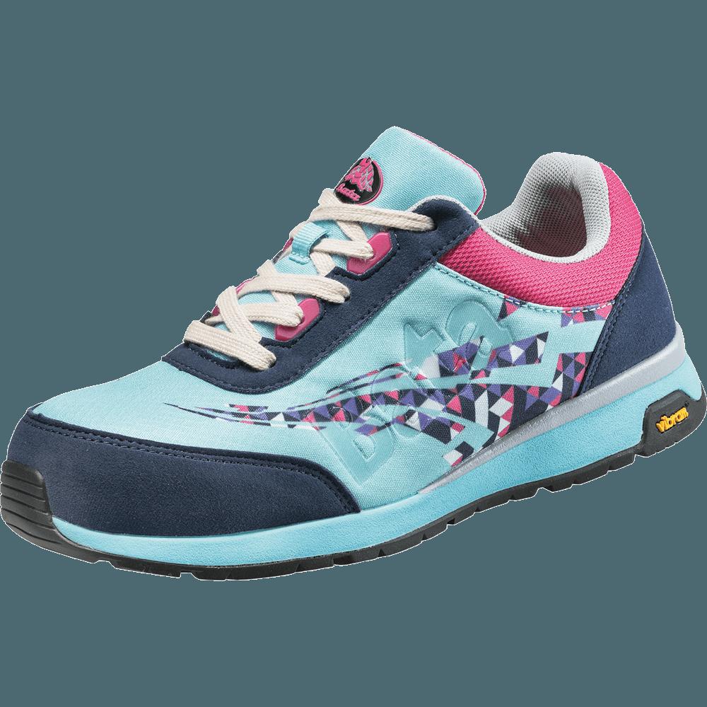 Werkschoenen Dames Roze.Bright 820 Veiligheidsschoenen