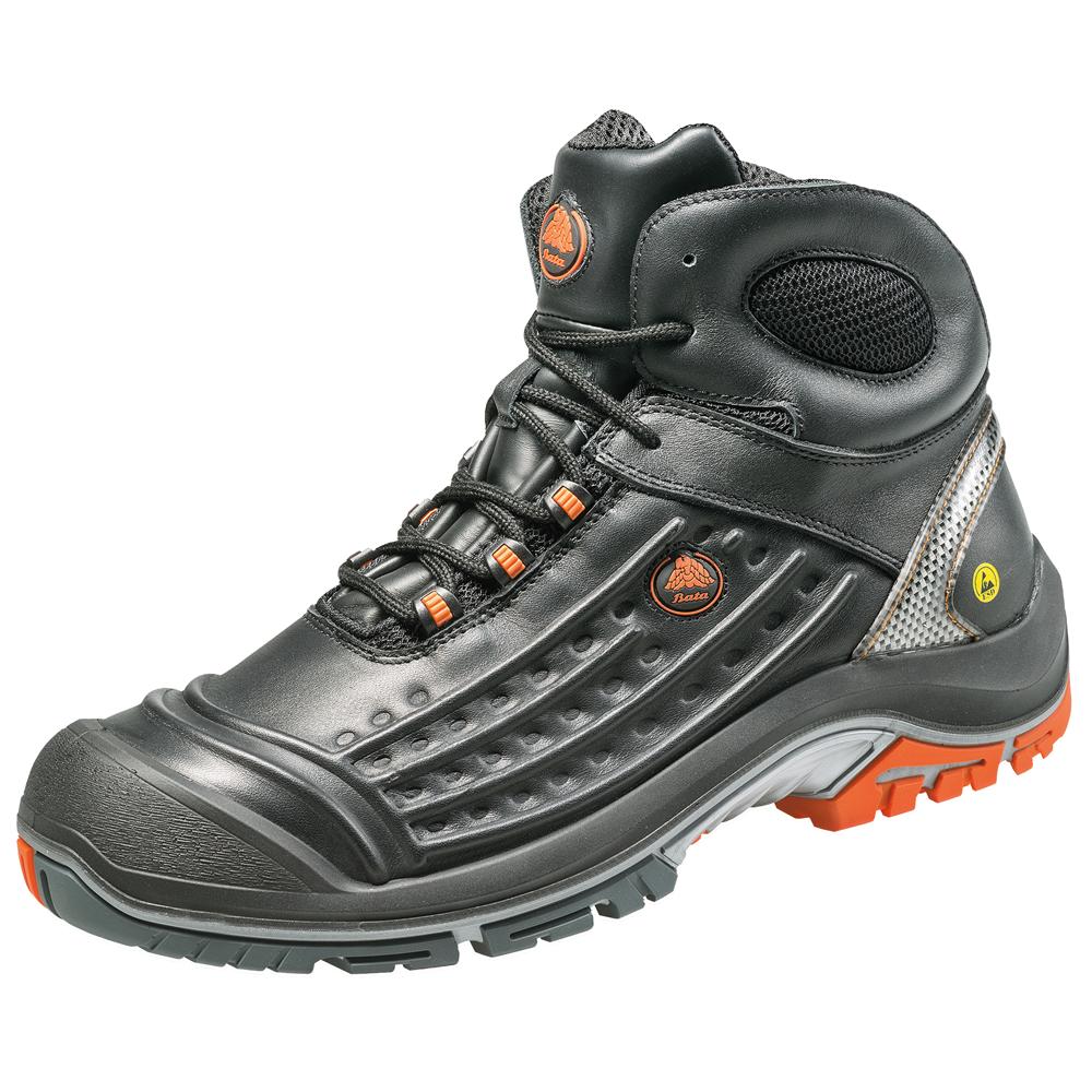 De Beste Werkschoenen.S3 Microfiber Veiligheidsschoenen Vector